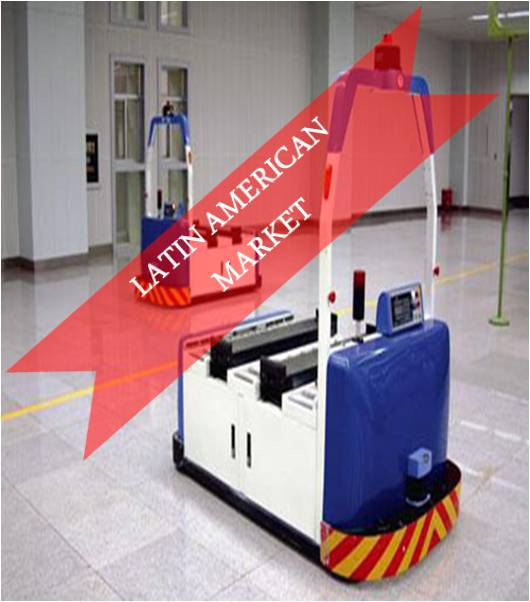 Latin America Automated Guided Vehicles Market (2014-2022)