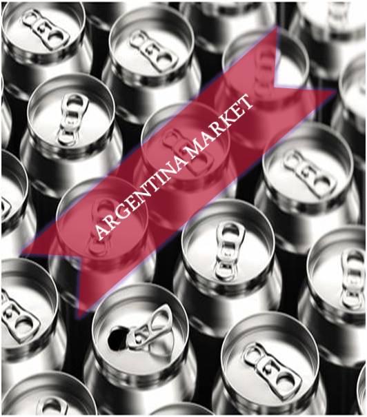 Argentina Metal Packaging Market Outlook (2015-2022)