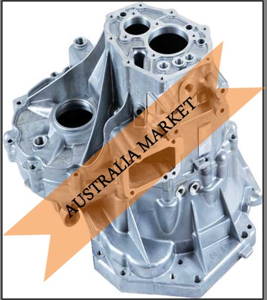 Australia Automotive Parts Aluminium & Magnesium Die Casting Market Outlook