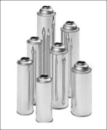 Aerosol Cans - Global Market Outlook (2017-2023)