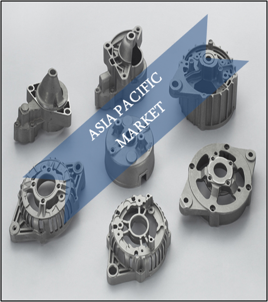 Asia Pacific Automotive Parts Die-Casting Market Outlook