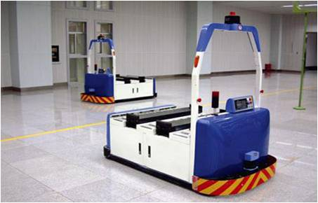 Automated guided vehicles - Global Market Outlook (2016-2022)