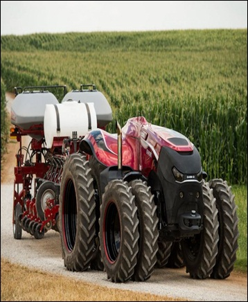 Autonomous Tractor - Global Market Outlook (2017-2023)