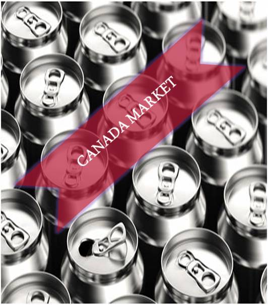 Canada Metal Packaging Market Outlook (2015-2022)