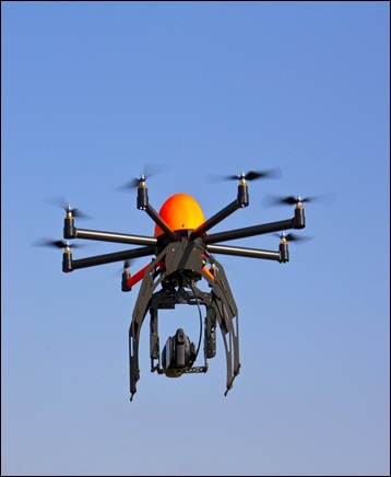 Drone Services - Global Market Outlook (2016-2022)