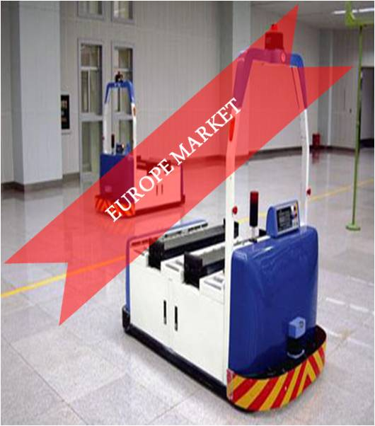 Europe Automated Guided Vehicles Market (2014-2022)