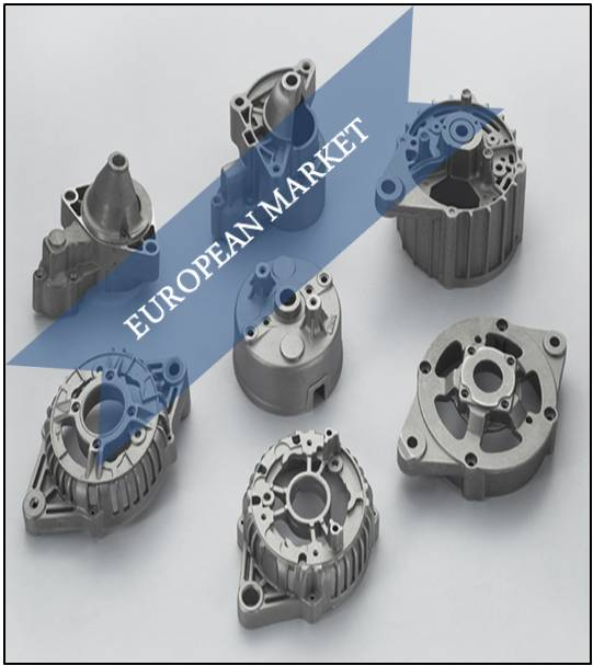 Europe Automotive Parts Die-Casting Market Outlook - Regional Trends, Forecast, and Opportunity Assessment (2014-2022)