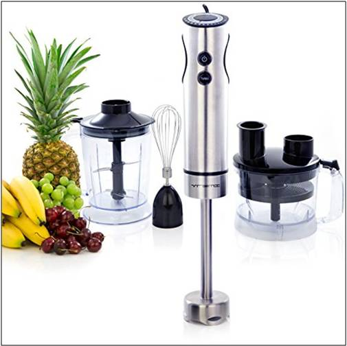 Food Blender and Mixer - Global Market Outlook (2015-2022)