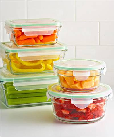 Food Containers Market Outlook - Global Trends, Forecast, and Opportunity Assessment (2014-2022)