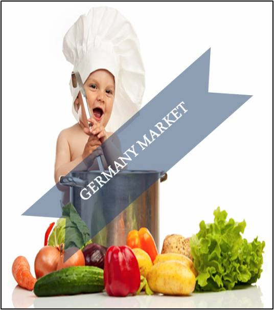 Germany Baby Food Market Outlook (2014-2022)