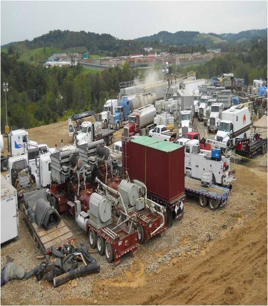 Hydraulic Fracturing & Services - Global Market Outlook (2015-2022)