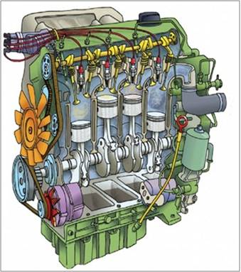 Internal Combustion Engine - Global Market Outlook (2017-2023)
