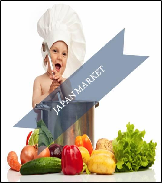 Japan Baby Food Market Outlook (2014-2022)