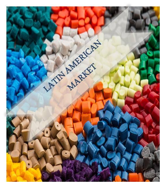 Latin America Plastic Additives market (2014-2022)