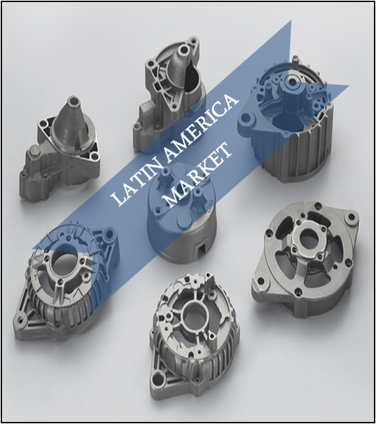 Latin America Automotive Parts Die-Casting Market Outlook