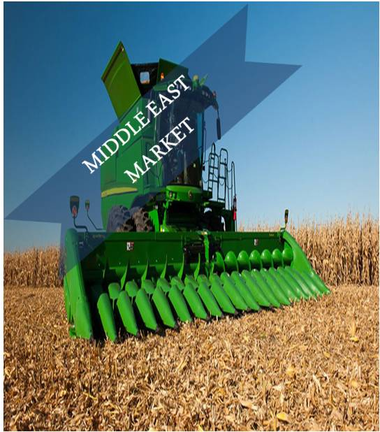 Middle East Farm Equipment Market Outlook (2014-2022)