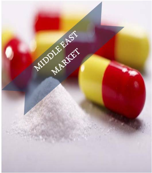 Middle East Active Pharmaceutical Ingredients (API) Market Outlook (2014-2022)