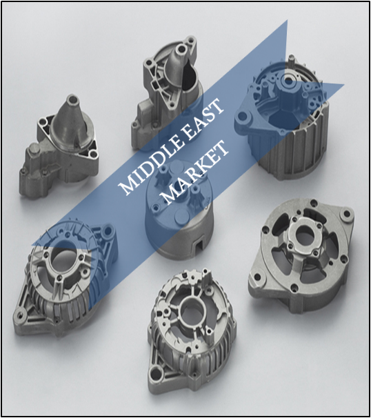 Middle East Automotive Parts Die-Casting Market Outlook