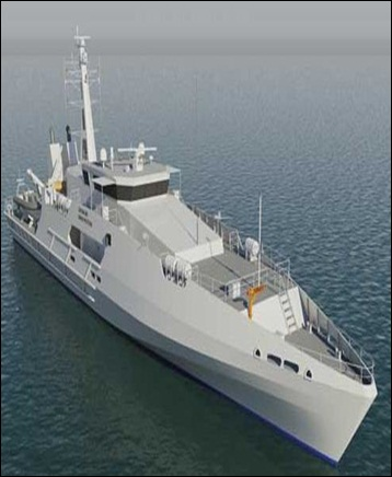 Maritime Patrol Naval Vessels - Global Market Outlook (2017-2023)