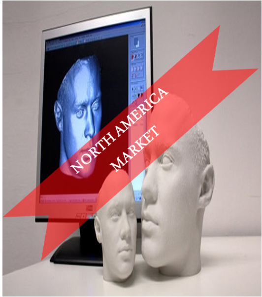 North American 3D Printing Market Outlook (2014-2022)