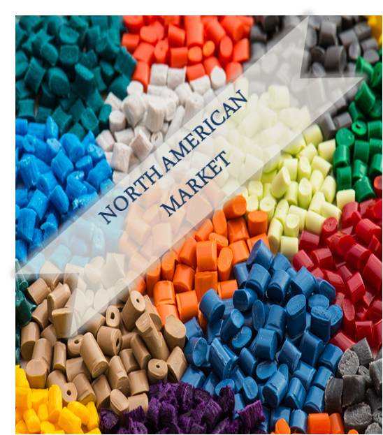 North American Plastic Additives market (2014-2022)