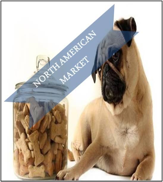 North America Pet Food Packaging Market Outlook (2015-2022)