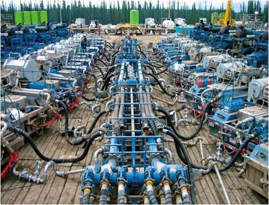 Pressure Pumping - Global Market Outlook (2015-2022)