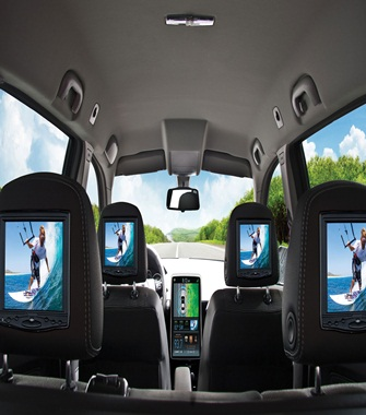 Rear-Seat Infotainment Systems - Global Market Outlook (2017-2023)