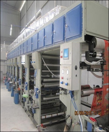 Rotogravure Printing Machine - Global Market Outlook (2016-2022)