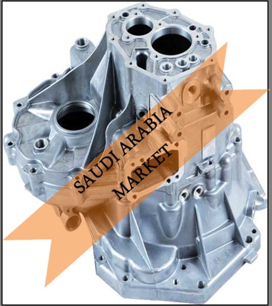 Saudi Arabia Automotive Parts Aluminium & Magnesium Die Casting Market Outlook