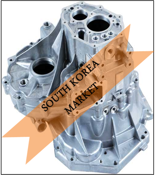 South Korea Automotive Parts Aluminium & Magnesium Die Casting Market Outlook