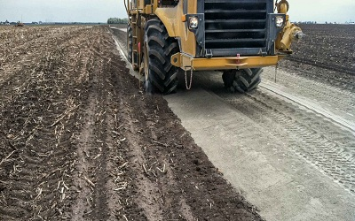 Soil Stabilization - Global Market Outlook (2017-2026)