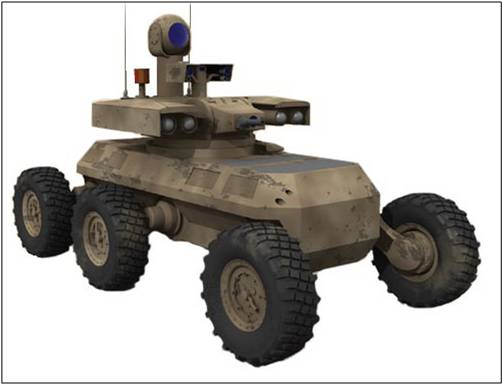 Unmanned Ground Vehicle - Global Market Outlook (2016-2022)