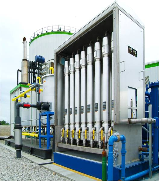 Global Biogas Upgrading Market Outlook (2015-2022)